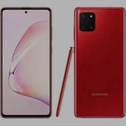 Samsung galaxy note 10 lite tela 6.7/128gb - 6gb. Em 12x212 no cartão. Nao aceito trocas.