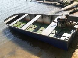 Barco de zinco