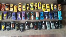 Miniaturas carros hot weels