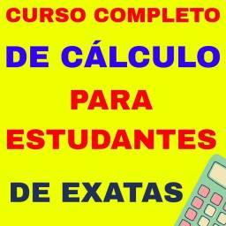 Passe em todas as disciplinas de Cálculo - Exatas