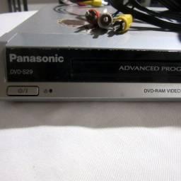 Dvd Player Panasonic Funcionando