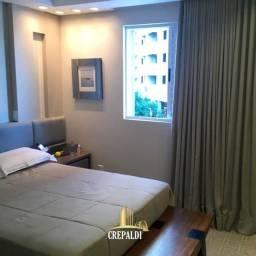 3 quartos com suíte, churrasqueira, apartamento mobiliado, Centro Criciúma