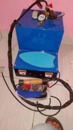 Ferro de passar com caldeira 7 litros