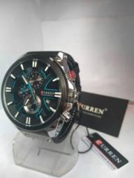 Relógios Curren Originais Luxo  (Entrega grátis)