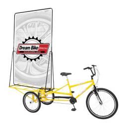 Triciclo propaganda