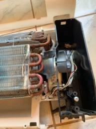 Evaporadora springer para retirada de peças serpentina e turbina