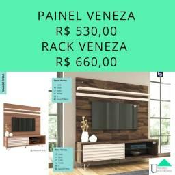 Painel veneza/rack veneza