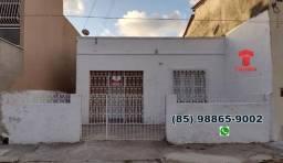 Casa próximo av João Pessoa, nascente, 02 quartos(ste), 01 vaga
