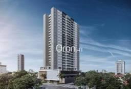 Apartamento com 3 dormitórios à venda, 76 m² por R$ 406.000,00 - Setor Pedro Ludovico - Go