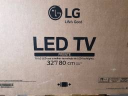 """TV LG 32"""" modelo 32LV300C Tela 80 cm Nova...(zero) ainda na caixa"""