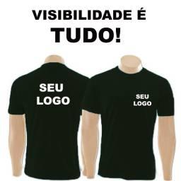 Camiseta personalizada para empresa
