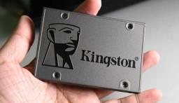 SSD Kinsgston 120GB (Lacrado + Garantia)