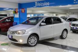 Toyota Etios Sedan XLS 1.5 (Flex)