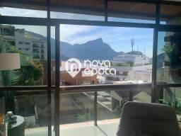 Apartamento à venda com 1 dormitórios em Leblon, Rio de janeiro cod:CP1AP51288
