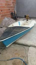 Vendo Barco de pesca de fibra