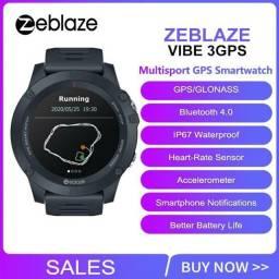 Smartwatch Zeblaze Vibe 3 Gps Novo Lacrado