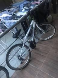 Vendo bike semi nova 500,00