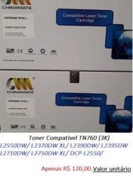 Toner Compatível Tn760