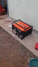 Gerador de energia vg3800 gasolina 4T 208cc semi novo