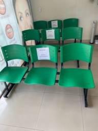 Kit de cadeiras odontológicas