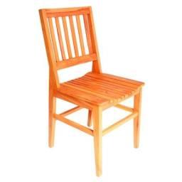 Cadeira Conforto em Madeira de Demoliçao Peroba Rosa Natural ou Patina
