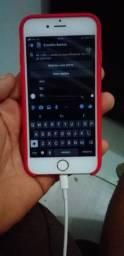 Vendo ou troco iPhone 6s rose 32 gb