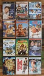 Coleção DVD's diversos