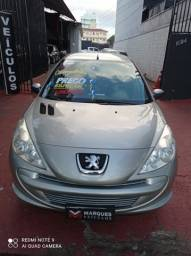 Peugeot 207 xr Ano 2012 1.4 flex Completo