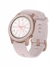 Relógio Smart Rose Amazfit GTR