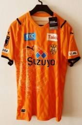 Camisa Shimizu S-pulse 2021/2022 J League Japão