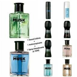 Título do anúncio: Kit Perfume + Desodorante+Antitranspirante