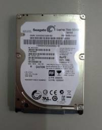 Hd Seagate Sata 500 Gb Para Notebook 5400 Rpm