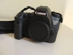 Câmera Canon 6D - Corpo