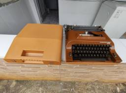 Máquina de escrever Remington 25 (FUNCIONANDO)
