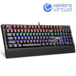 Teclado Gamer Mecânico Profissional USB G403 Switch Blue Momentum - Philips