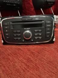 Rádio original do Ford focus 2011