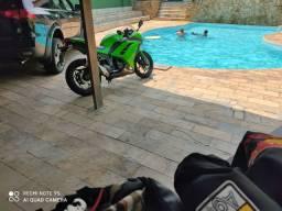 Kawasaki ninja zx300r 2018