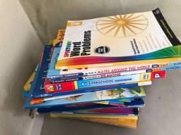 Varios livros para crianças e adultos em inglês ,  bom para aprender inglês