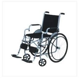 Cadeira de rodas com uma semana de uso e Bota Robofoot PP