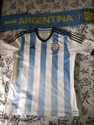 Camisa e Manta Argentina