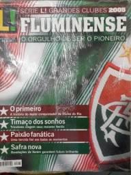 Série L! Grandes Clubes - Fluminense
