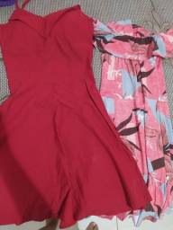 Vendo 2 vestidos p 50