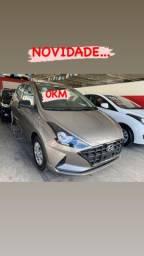 (Junior Veiculos) Hyundai Hb20 OKM 2021