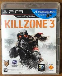 Killzone 3 - PS3 (Mídia Física)