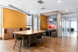 Acesse um espaço de escritório como e quando você precisar