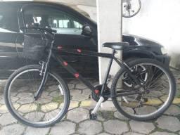 Bicicleta Reformada Aro 26 Feminina