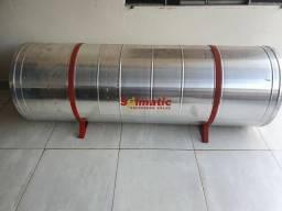 Reservatorio termico boiler 600 litros