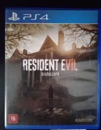 Título do anúncio: Residente evil troco