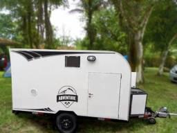 Vendo Camping Trailer para Lazer Passeio Viagem