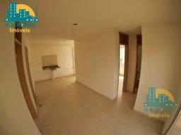 Título do anúncio: Cond. Villa Jardim Lírio, 2 dormitórios, sala de estar/jantar, 1 vaga de garagem,